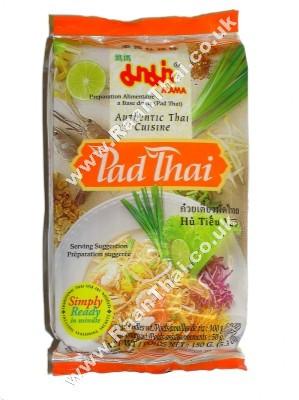 Stir-fry Noodles - Pad Thai Flavour - MAMA