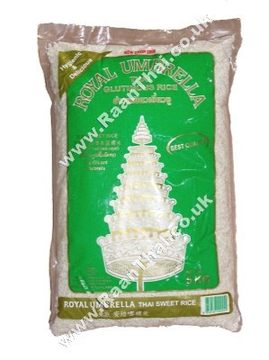 Thai Glutinous Rice 5kg - ROYAL UMBRELLA