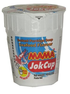 Cup Rice Porridge - Seafood Flavour - MAMA
