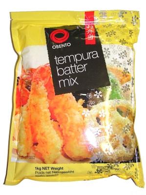 Tempura Batter Mix 1kg - OBENTO