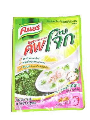Instant Rice Porridge - Pork & Seaweed Flavour 35g - KNORR