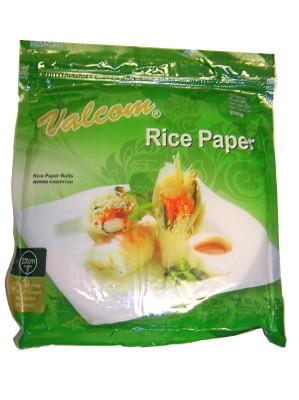 Rice Paper 22cm - VALCOM
