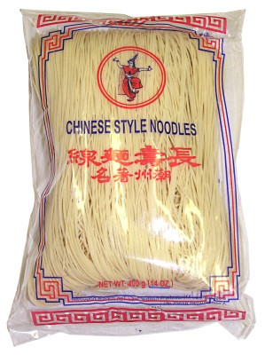 Chinese Style Noodles - White - THAI DANCER