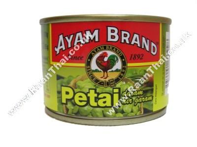 Petai (!!!!Sator!!!!) Beans in Brine - AYAM