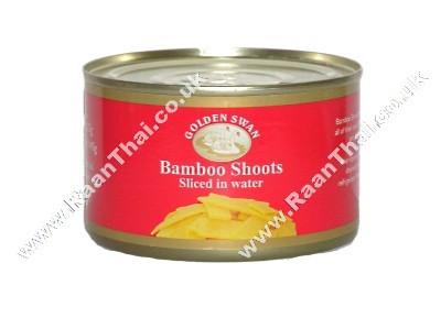 Bamboo Shoot Slices in Water 227g - GOLDEN SWAN