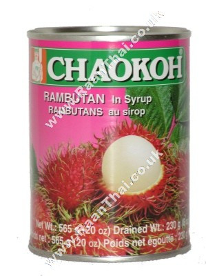 Rambutan in Syrup - CHAOKOH