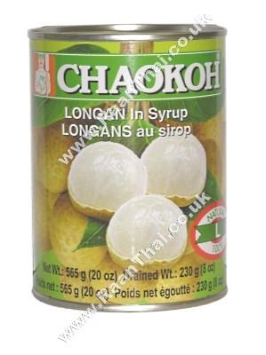 Longan in Syrup - CHAOKOH
