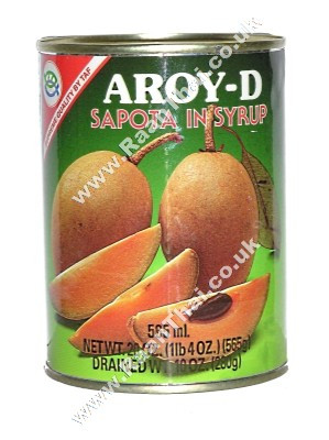 Sapota in Syrup - AROY-D