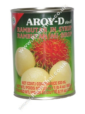 Rambutan in Syrup - AROY-D