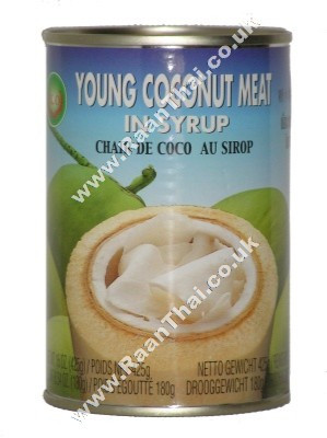 Young Coconut Meat in Syrup - XO