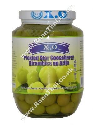 Pickled Star Gooseberry (!!!!Mayom!!!!) - XO