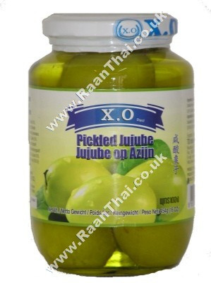 Pickled Jujube - XO