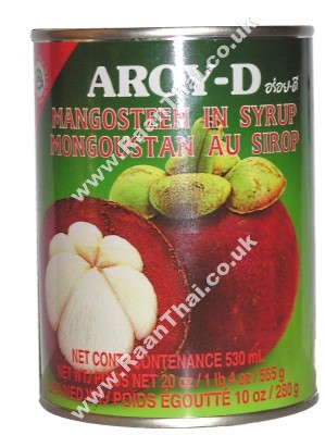 Mangosteen in Syrup - AROY-D
