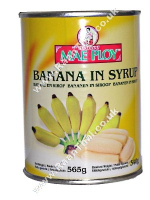 Banana in Syrup - MAE PLOY