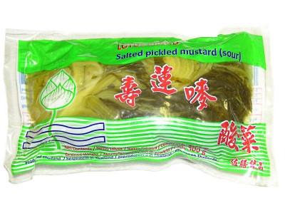 Pickled Mustard (Sour) 350g - LOTUS