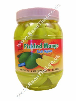 Pickled Mango - CHANG