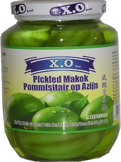 Pickled Makok - XO