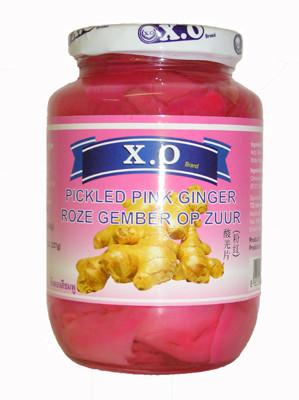 Pickled Pink Ginger 454g - XO
