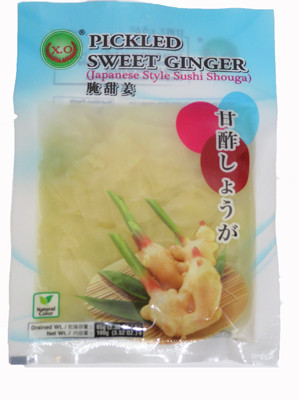 Pickled Sweet Ginger (Japanese Style) White - XO