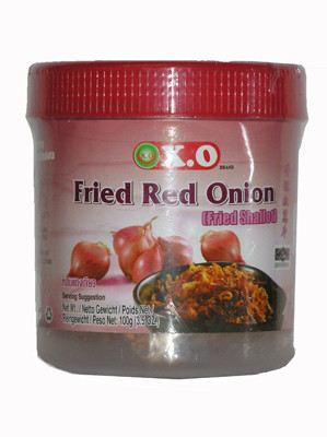 Fried Red Shallot - XO