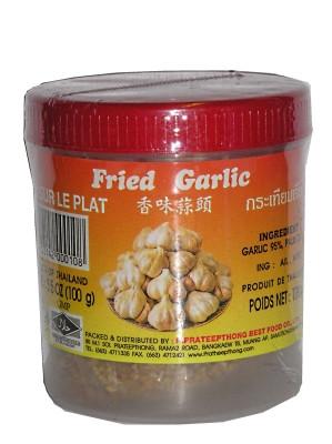 Fried Garlic 100g - PRATEEPTHONG