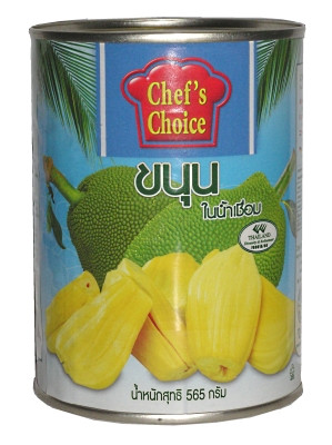 Jackfruit in Syrup - CHEF'S CHOICE