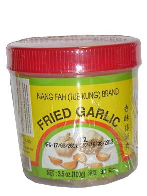 Fried Garlic 100g - NANG FAH