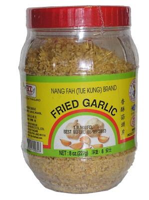 Fried Garlic 227g - NANG FAH