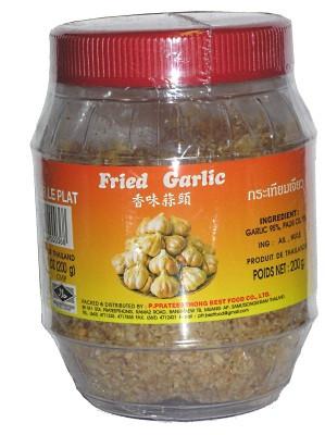 Fried Garlic 200g - PRATEEPTHONG