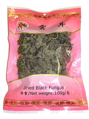 Dried Black Fungus - GOLDEN LILY