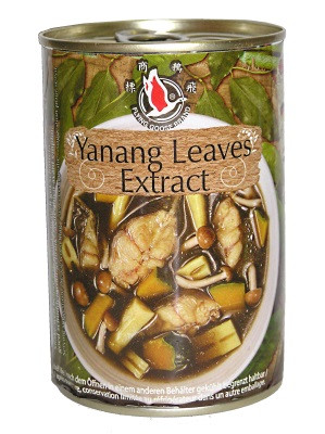 Yanang Leaves Extract - FLYING GOOSE