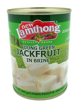 Young Green Jackfruit in Brine - LAMTHONG
