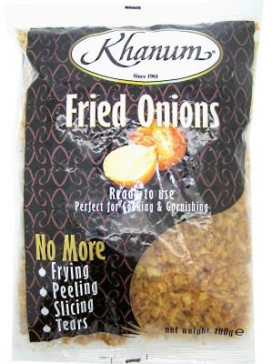 Fried Onions 400g - KHANUM