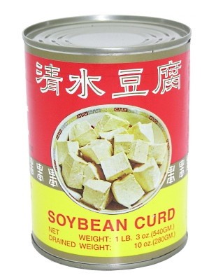 Soybean Curd in Water - WU CHUNG