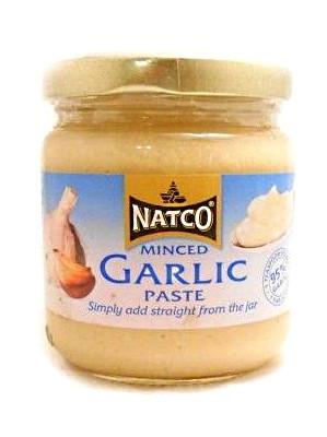 Minced Garlic Paste 190g - NATCO