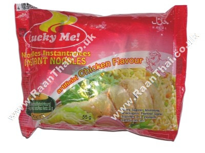 Instant Noodles - Chicken Flavour - LUCKY ME