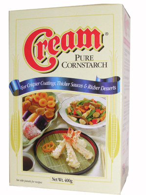 Pure Cornstarch - CREAM