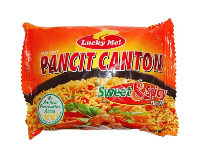 Instant !!!!Pancit Canton!!!! - Sweet & Spicy - LUCKY ME