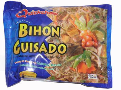 Instant !!!!Bihon Guisado!!!! - QUICKCHOW