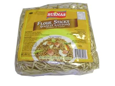 Four Sticks (Pancit Canton) 227g - BUENAS