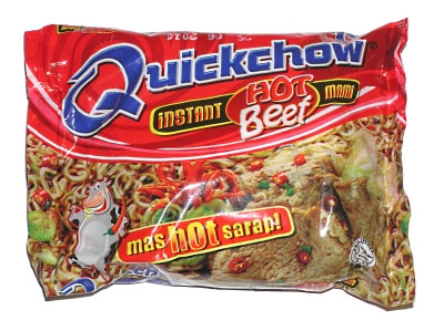 Instant Mami Noodles - Hot Beef Flavour - QUICKCHOW !!!!***SPECIAL OFFER (bb: 20/02/17)***!!!!