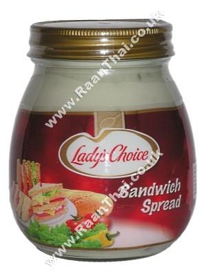 Sandwich Spread 470ml - LADY'S CHOICE