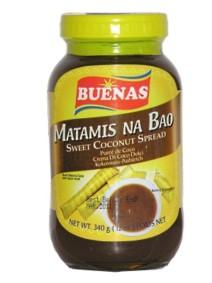 Sweet Coconut Spread (!!!!Matamis na Bao!!!!) - BUENAS