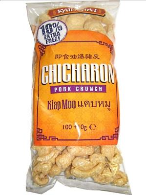 !!!!Chicharon!!!! (Fried Pork Rind) 100g - KAIN-NA