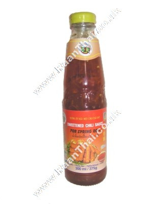 Sweetened Chilli Sauce for Spring Roll 300ml - PANTAI