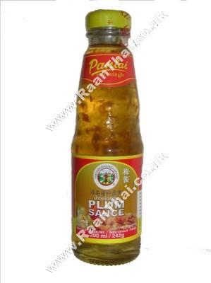 Sweet & Sour Plum Sauce 200ml - PANTAI