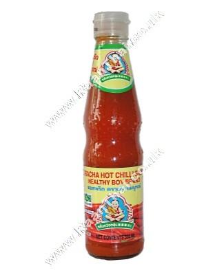 Sriracha Chilli Sauce 300ml - HEALTHY BOY