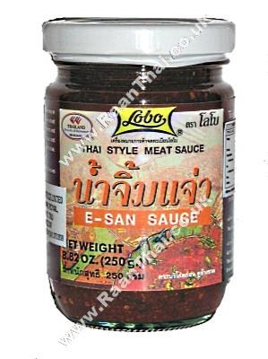Thai (!!!!E-San!!!!) Style Meat Dipping Sauce - LOBO