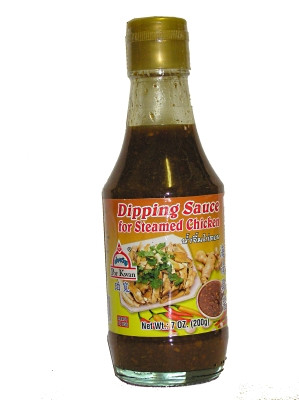 Dipping Sauce for Steamed Chicken - POR KWAN