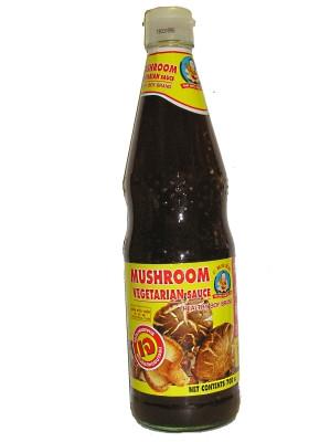 Mushroom Vegetarian Sauce 700ml - HEALTHY BOY